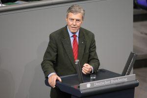 Josef Göppel im Bundestag
