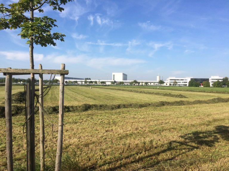 Maßloser Flächenfraß – ein Beispiel aus Franken