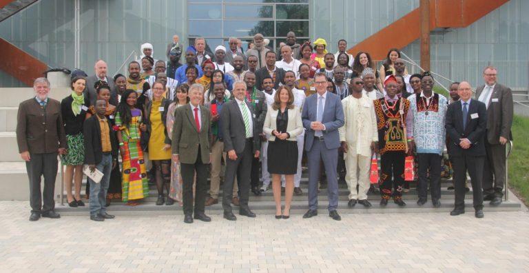 Ländliche Räume Afrikas stabilisieren