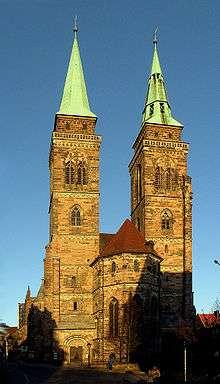 Katholik Göppel Redner beim zentralen Festakt zum Reformationstag in Nürnberg, Sebalduskirche