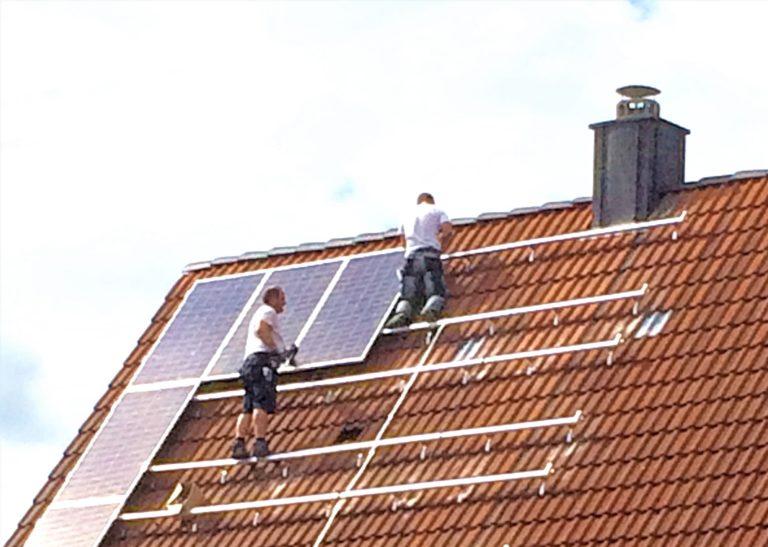 Für abgabenfreien Strom-Eigenverbrauch